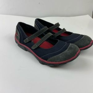 Dr Scholls Mulberry 2 Strap Mary Jane Shoes